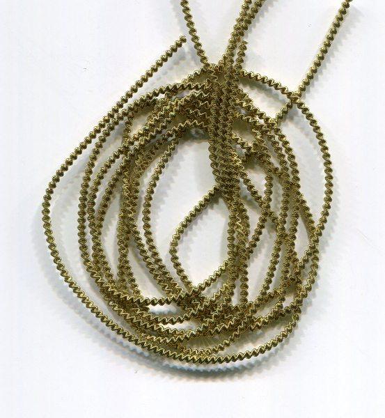 Zackenbouillon cementgold 1,2mm