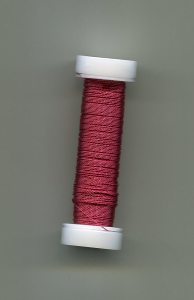 Cordonett-Draht, rot 0,18mm, 10 Gramm