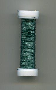 Cordonett-Draht, grün 0,18mm, 10 Gramm