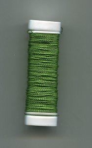 Cordonett-Draht, apfelgrün 0,23mm