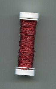 Cordonett-Draht, rot 0,3mm