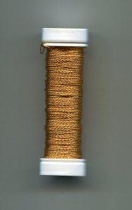Cordonett-Draht, safran 0,2mm