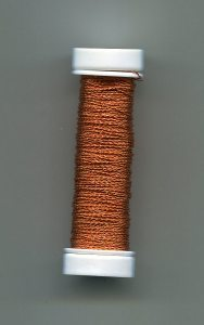 Cordonett-Draht, orange0,2mm
