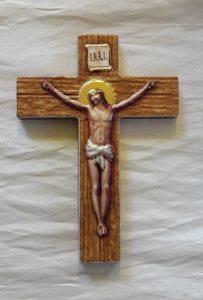 Christus am Kreuz 1 Stück