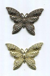 Schmetterling Rohware 1 Stück