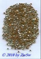 Strasssteine 1000 Stück, Ø 4mm (kristall)