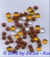 Quadratische Muggelsteine, 1 Beutel