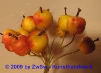 1 Apfel 1,5 cm
