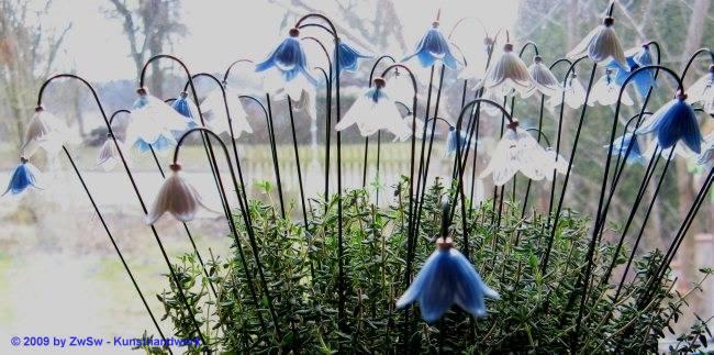 Glockenblumenstab 10 Stück