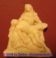 Pieta patiniert 5 cm