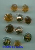 Perlenmischung topas