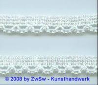 Perlen-Borte, 50 Zentimeter, 17mm breit