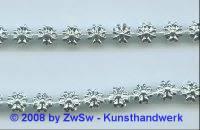 Perlen-Borte, 50 Zentimeter, 8mm breit