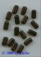 Schmuckstein 1 Stück amethyst, 16mm x 8mm