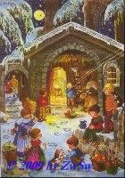 "Adventskalender ""Jesus Geburt"""