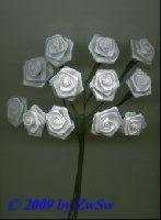 Dior-Röschen weiß 12 Stück