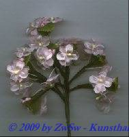 Fliederblüten, 1 Bund, rose