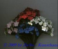 Miniblüte, 1 Bund, weiß