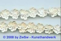 Perlen-Borte, 50 Zentimeter, 15mm breit