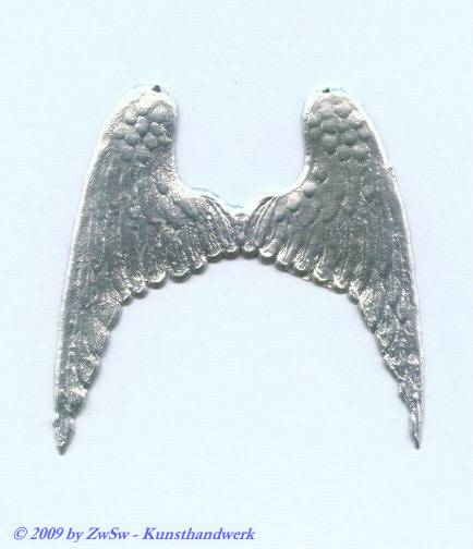 Engelsflügel 6 x 5,5 cm 1 Stück