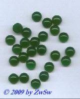 Muggelstein jade, Ø 12mm, 1 Stück