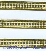 Balustradenborte in gold