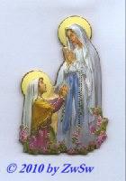 Lourdes Mutter Gottes 1 Stück