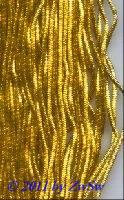 Krausbouillon, vergoldet,