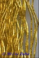 Zackenkrausbouillon, vergoldet,