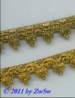 Borte 21mm in gold