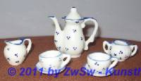 Teeservice Tea for two