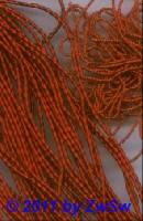 1,2er Bouillion, orange, ca. 2,5 Meter