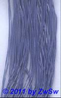 0,8er Bouillion, himmelblau, ca.2,5m
