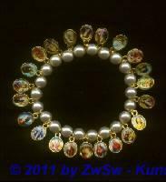 Armband mit Heiligenbildern 1 Stück