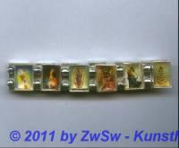 Schutzarmband mit Heiligenbildern 1 Stück
