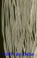 0,5er Bouillon in silber, ca. 50cm