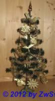 Federbäumchen 65cm ohne Ständer