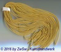 2,8er Bouillon in mattglanzgold, ca. 50cm