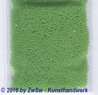 Mini Roncailles in grün, Ø1mm, 10g