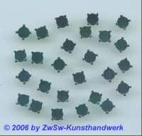Fassung für Strasssteine (5mm), 50 Stück
