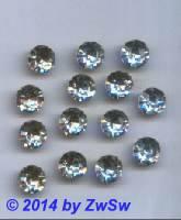 Schmuckstein, SS 0 / 1.00-1.10mm kristall, 1 Stück