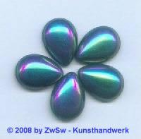 Strassstein 18mm x 13mm (scarabeus) 1 Stück