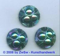 Strassstein Ø 25mm, (scarabeus) 1 Stück
