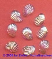 Strassstein, 13mm x 10mm, (kristall/AB), 1 Stück