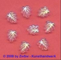 Strassstein, 12mm x 10mm, (kristall/AB), 1 Stück