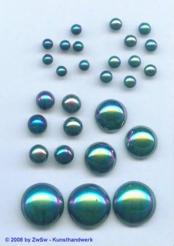 Strassstein, Ø 3mm, (scarabeus), 1 Stück