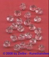 Acrylglasperle kristall 1 Stück, Ø 11mm