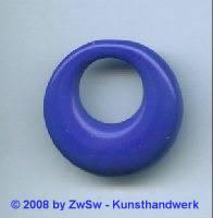Creole, 1 Stück, (dunkelblau), Ø 34mm