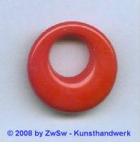 Creole, 1 Stück, (rot), Ø 34mm