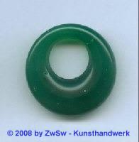 Creole, 1 Stück, (jade), Ø 34mm